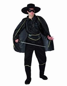 Deguisement costume Zorro Bandit masqué  XS-S