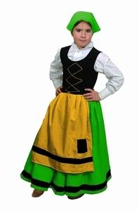 Deguisement costume Bergère 3-4 ans