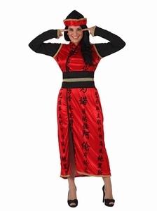 Deguisement costume Chinoise  XS-S