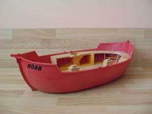 Arche de Noé en l'état
