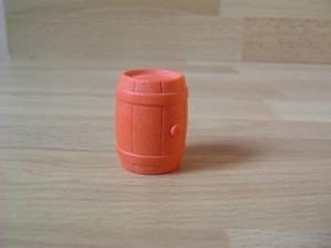 Tonneau orange