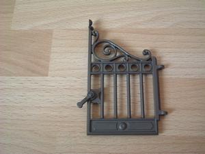 Cloture epoque 1900 portail droit neuf
