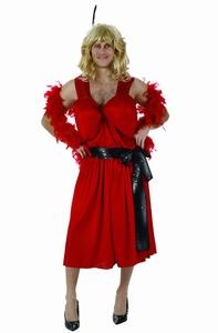 Deguisement costume Charleston rouge homme