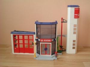 Caserne de pompiers Neuve