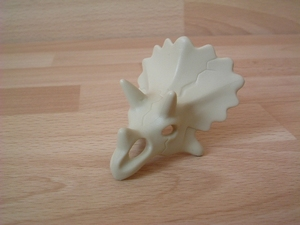 Crane Triceratops