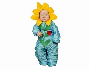 Deguisement costume Fleur 6-12 mois