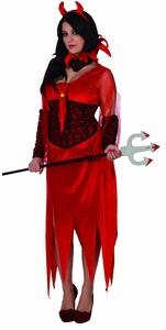 Deguisement costume Diablesse