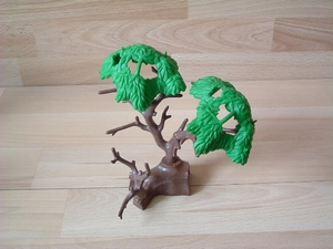 Arbre avec tronc