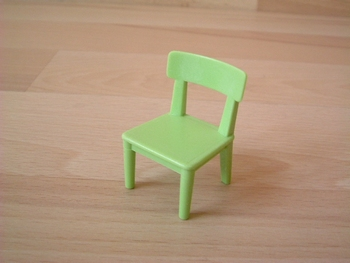 Chaise neuve