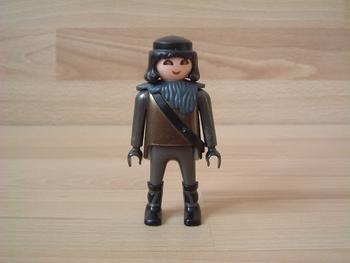 Chevalier ceinture noire