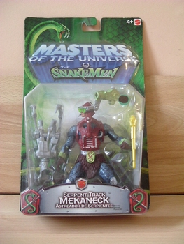 Masters of the univers SNAKEMEN