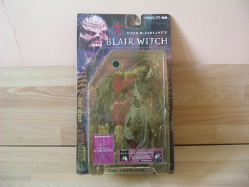 Figurine Blair witch