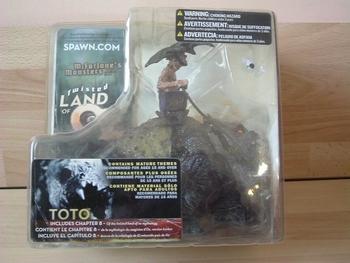 Land of oz toto