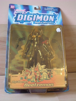 Digimon beelzemon
