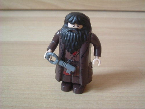 Harry Potter-Hagrid