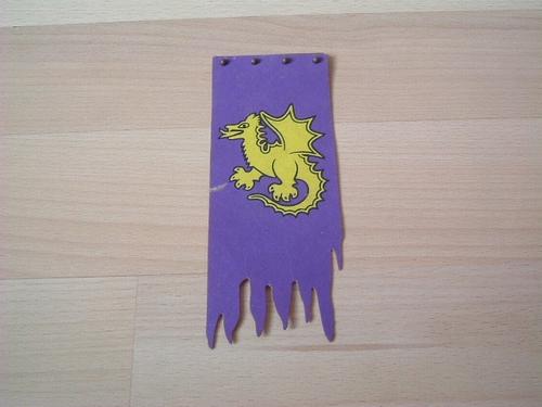 Drapeau dragon