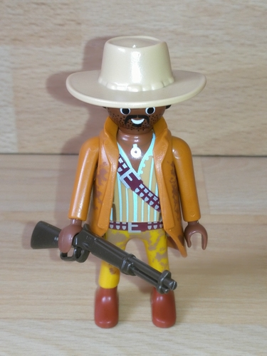 Django cowboy
