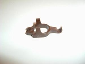 Crochet de fixation marron pour voile