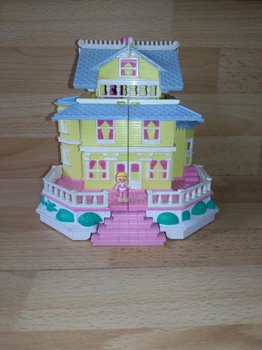 Maison club house polly pocket Bluebird 1995