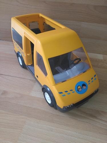 Bus scolaire 6866 vendu en l'état