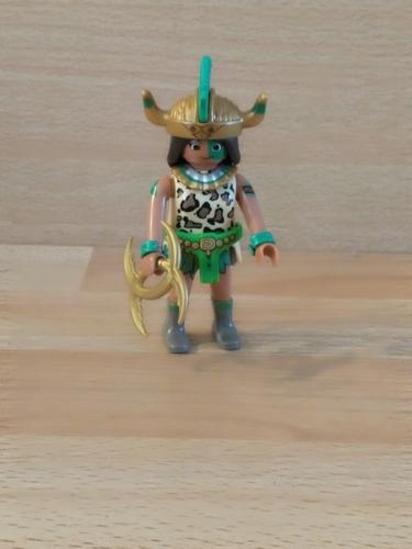 Aztèque Valera Le Film Playmobil