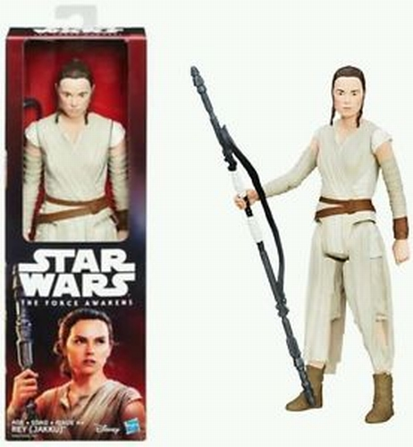 Star Wars REY (JAKKU) Disney Hasbro
