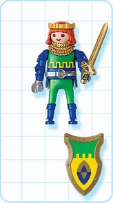 Prince bouclier épée 4643