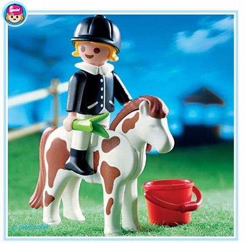 Cavalière poney 4641