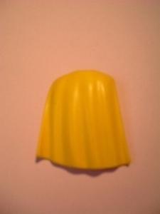 Cape jaune courte