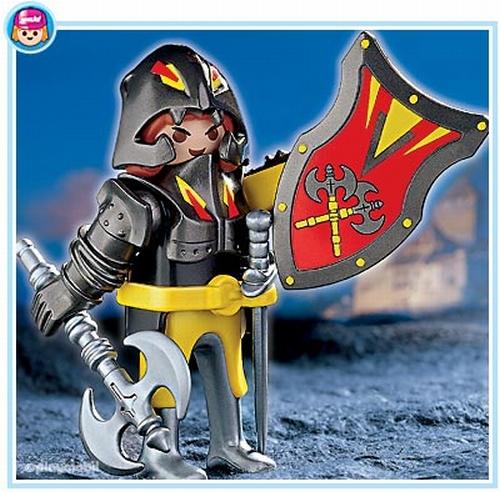 Chevalier hache de guerre 4646
