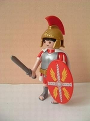 Centurion avec bouclier