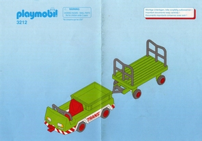 3212 Bagagiste véhicule