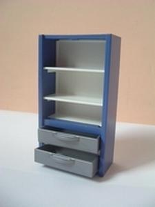 Armoire deux tiroirs Neuf