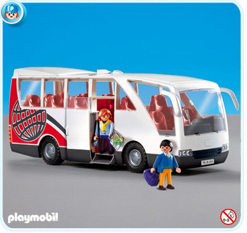 Playmobil Autocar 4419