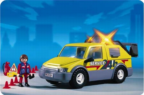 Playmobil Pick up de dépannage 3214