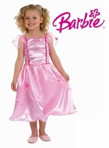 Deguisement costume Barbie 3-5 ans