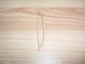 Arc marron clair grand modèle