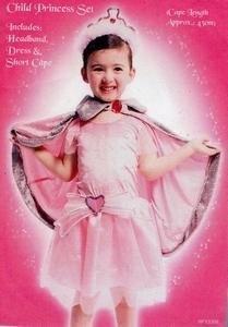 Deguisement costume Princesse des Neiges 10-12 ans