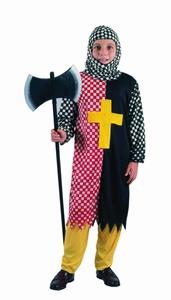 Deguisement costume Chevalier Garde Royal 7-9 ans