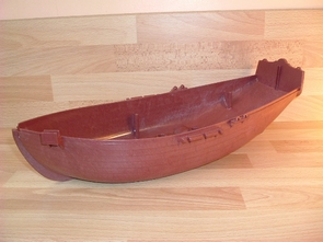 Coque bateau pirates Neuf