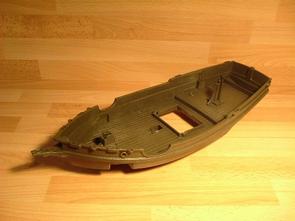 Plancher bateau pirate Neuf