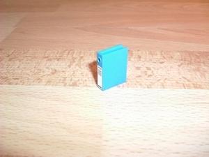 Classeur bleu