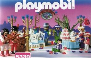 Playmobil Banquet de mariage 5339