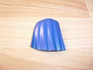 Cape bleue courte neuve