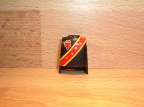 Buste noir et rouge Neuf