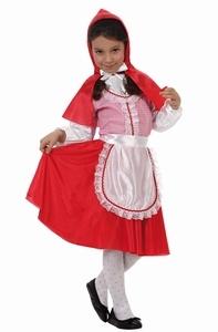 Deguisement costume Chaperon rouge 5-6 ans