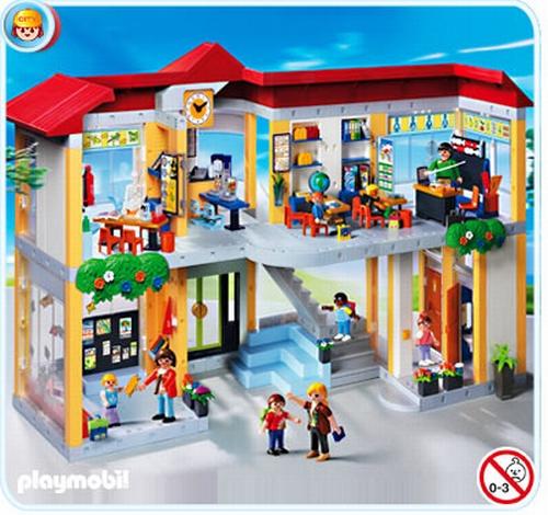 Playmobil Ecole 4324