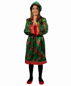 Deguisement costume Chinoise 5-6 ans