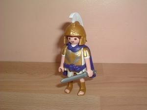 Centurion cape bleue