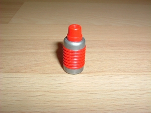 Thermos rouge